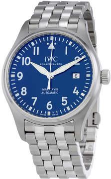 IWC Le Petit Prince XVIII Automatic Blue Dial Men's Watch