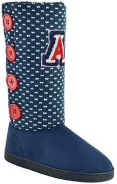 NCAA Women's Arizona Wildcats Button Boots
