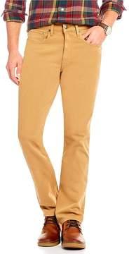 Daniel Cremieux Straight-Fit Garment Dye Denim Jeans