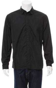 Christopher Kane Woven Button-Up Shirt w/ Tags