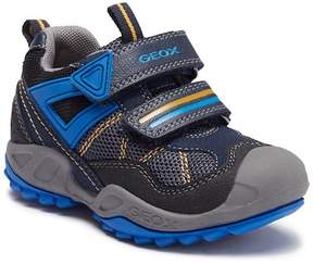 Geox Savage Mesh Sneaker (Toddler & Little Kid)