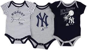 Majestic New York Yankees Homerun 3-Piece Set, Baby Boys (0-9 months)