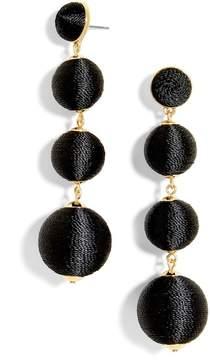 BaubleBar Criselda Ball Shoulder Duster Earrings