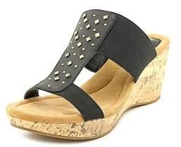 Giani Bernini Women's Faerra Platform Wedge Sandals.