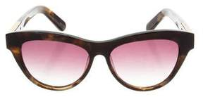 Elizabeth and James Charlton Tortoiseshell Sunglasses