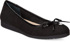 Giani Bernini Odeysa Memory Foam Ballet Flats, Created for Macy's Women's Shoes