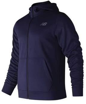 New Balance Men's MJ81005 Core Fleece Full Zip Hoodie