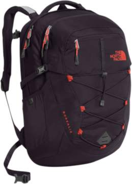 The North Face Borealis Backpack - Galaxy Purple/Fire Brick Red