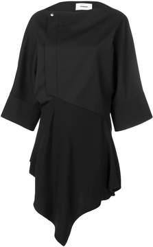 Chalayan asymmetric dress