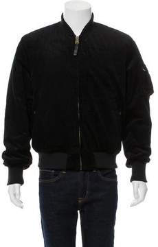 Alpha Industries x The Cords & Co. 2017 Corduroy Bomber Jacket w/ Tags