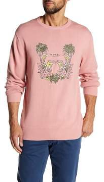 Barney Cools Motel Cools Knit Sweater