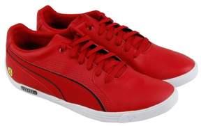 Puma Selezione Sf Nm 2 Rosso Corsa Black Mens Lace Up Sneakers