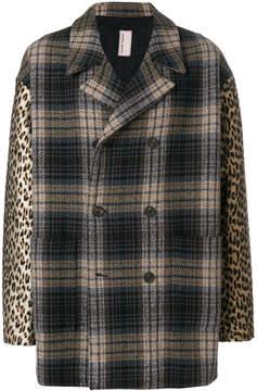 Antonio Marras patchwork blazer