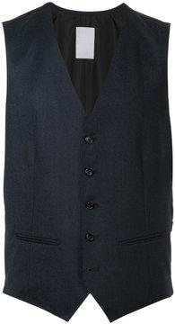 ESTNATION formal waistcoat