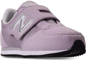New Balance Toddler Girls' 220 Casual Sneakers from Finish Line