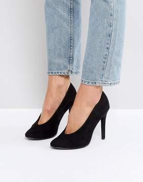 New Look V Shape Heeled Shoe