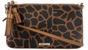 Burberry Printed Leather Crossbody Bag