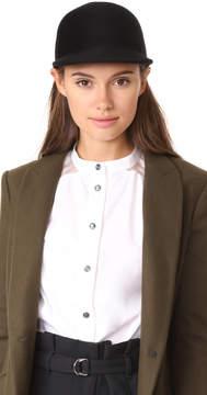 Janessa Leone Parker Brimmed Cap