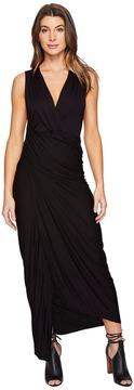 Culture Phit Izabella Sleeveless Wrap Maxi Dress Women's Dress