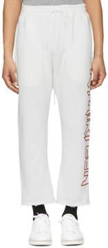 R 13 White RThirteen Lounge Pants
