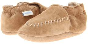 Robeez Cozy Moccasin Soft Sole Boys Shoes