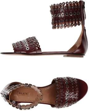 Alaia Sandals