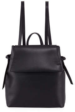 Neiman Marcus Smooth Leather Backpack