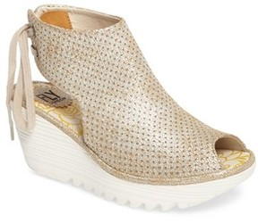 Fly London Women's Ypul Wedge Sandal
