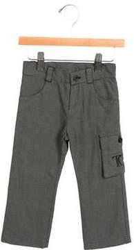 Tartine et Chocolat Boys' Houndstooth Straight-Leg Pants