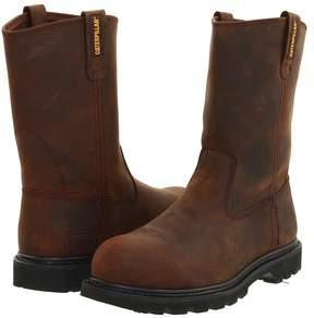 Caterpillar Revolver Steel Toe Men's Work Pull-on Boots