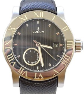 Corum Romulus 373.515.20/F101BN755 Stainless Steel 42mm Mens Watch