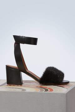 Givenchy Mink sandals