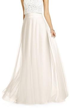 Dessy Collection Women's Full Length Tulle Skirt