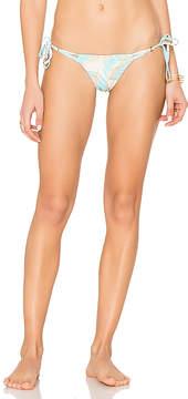 Beach Bunny Basic Tie Side Skimpy Bikini Bottom