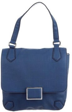 Marc by Marc Jacobs Lady Croc Crossbody Bag w/ Tags - BLUE - STYLE