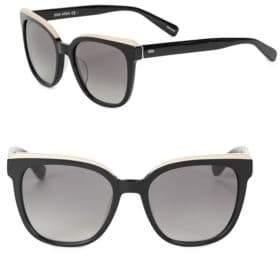 Bobbi Brown 53mm Wayfarer Sunglasses