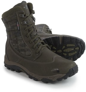 The North Face ThermoBall® Utility Winter Boots - Waterproof, Insulated (For Men)