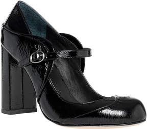 Max Studio holmby : patent leather high heel mary janes