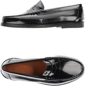 Armani Junior Loafers