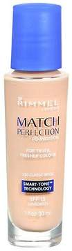 Rimmel Match Perfection Match Perfection Foundation SPF 15