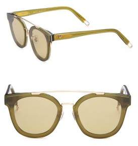Gentle Monster Tilda Swilton X Newtonic 64MM Rounded Square Sunglasses
