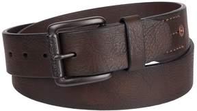 Levi's Levis Men's Leather Roller-Buckle Belt