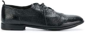 Officine Creative creased lace-up shoes
