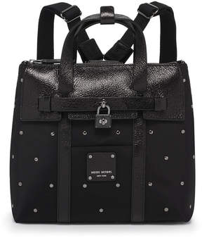 Henri Bendel Jetsetter Mini Studded Convertible Backpack