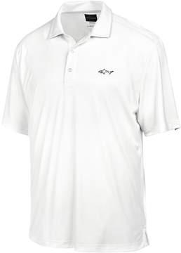 Greg Norman For Tasso Elba Men's Embossed Performance Sun Protection Golf Polo
