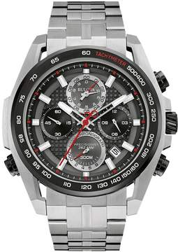 Bulova Men's Precisionist Stainless Steel Chronograph Watch - 98B270