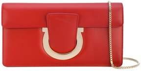 Salvatore Ferragamo small Gancio clutch bag