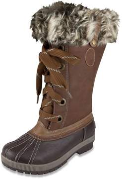 London Fog Melton Winter Boot
