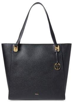 Lauren Ralph Lauren Elizabeth Faux Leather Tote