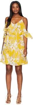 Bobeau B Collection by Stello Ruffle Tank Dress Women's Dress